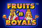 Fruits and Royals в Вулкане удачи