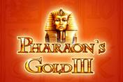 Онлайн автомат Золото Фараона III в казино Вулкан