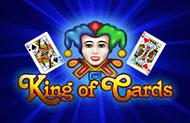 King of Cards в мобильной версии казино Вулкан