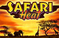 Safari Heat в Вулкане Удачи