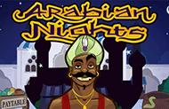 Играть в Arabian Nights в казино Вулкан Платинум