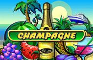 Играть в игровые автоматы Вулкан Champagne