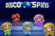 Игровой автомат Disco Spins в мобильном Вулкане