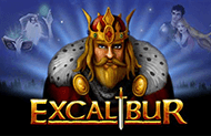 Играть в Excalibur в казино Вулкан на доллары