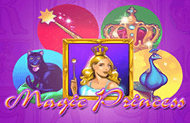Играть в автомат Magic Princess в казино Вулкан Вегас