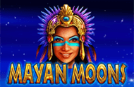 Играть в автомат Mayan Moons в Вулкан Платинум