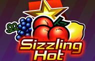 Играть в автомат Sizzling Hot в казино Вулкан Вегас