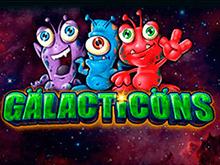 Галактиконы онлайн в Вулкан Гранд