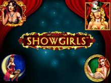 Слот Шоугерлз в казино Вулкан Вегас