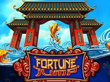 Получить крупный выигрыш вместе с игровым автоматом Прыжок Фортуны