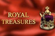 Royal Treasures в казино Вулкан на доллары