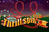 Играть в автомат Thrill Spin в казино Вулкан на доллары