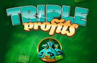 Игровой автомат Triple Profits - играть в казино Вулкан на доллары