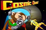 Автомат в Cosmic Quest 1 в казино Вулкан на доллары