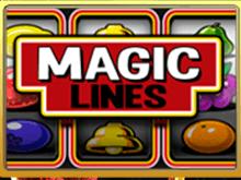 В казино Вулкан Магические Линии