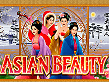 Казино Вулкан предлагает играть на баксы в Asian Beauty