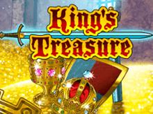 Игровой автомат от клуба Вулкан – King's Treasure